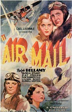 'Air Mail' (1932) ...