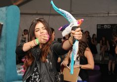 Lucy Hale as…Katniss?   BOP and Tiger Beat Online
