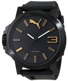 PUMA Ultrasize 50 Black Gold PU103461020