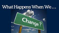 Doctoronamission / What Happens When We Change?
