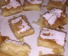 Rezept Bougatsa von Knoxvillina - Rezept der Kategorie Backen süß