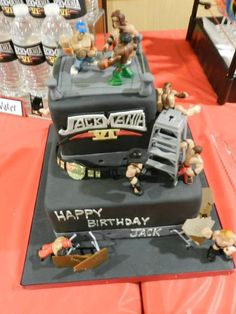 66 Best Wwe Birthday Party Ideas Images On Pinterest Wrestling