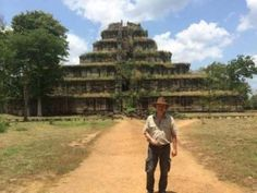 Mysterious Story of The Koh Ker Pyramid in Cambodia #news #alternativenews