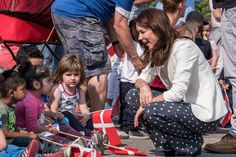 2016--Princess Mary Launches anti-bullying programme for nurseries