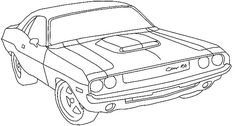 38 Dodge Cars Coloring Pages Ideas Cars Coloring Pages Coloring Pages Dodge