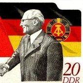 Erich Honecker (1912-1994), voormalig leider van de DDR.