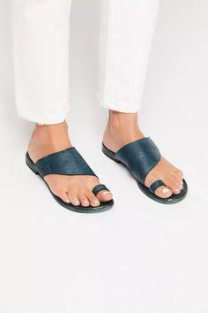Sant Antoni Slide | Free People Beautiful Sandals, Black Leather Sandals, Comfortable Sandals, Slide Sandals, Toe Loop Sandals, Fashion Shoes, Slip On, Free People, Women Sandals