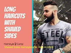Shaved Sides Hairstyles for Men In 2020 10 Best Long Haircuts with Shaved Sides All Men Need to See Of 93 Best Shaved Sides Hairstyles for Men In 2020