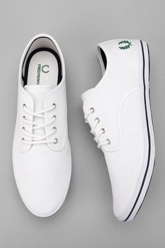 The classic white sneaker.