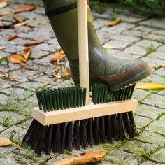 Fossekvasten håller både skor och mark rena