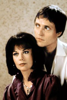 "Natalie Wood and Christopher Walken - 1981 - ""Brainstorm"" - film not released until 1983 due to Natalie's death."