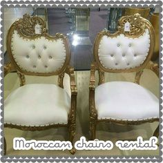 Moroccan Chair rental