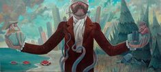 Select Works of Aaron Jasinski's art