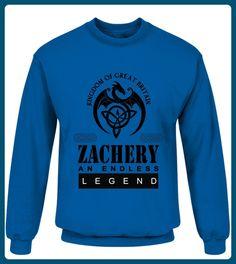 THE LEGEND OF THE ZACHERY  (*Partner Link)