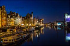 Gdańsk, Motława i Długie Pobrzeże