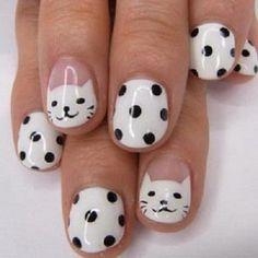 Cute Short Nail Designs For Girls