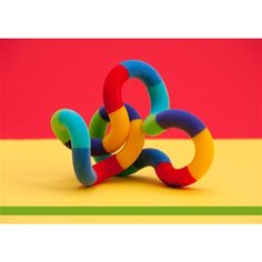 Tangle Jr. Fuzzy makes a great fidget toy for children struggling with anxiety or ADHD.
