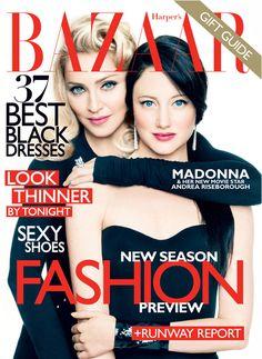 Madonna, US Harpers Bazaar