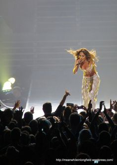 Jennifer Lopez - Dance Again World Tour at Helsinki 7.11.2012