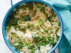 One-Pot Farfalle Primavera