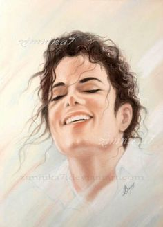 To birthday of Michael drawing on paper, a pencil and oil paint. Michael Jackson Drawings, Michael Jackson Art, Michael Love, Michael Art, Janet Jackson, George Michael, Michelangelo, Bob Marley Painting, Invincible Michael Jackson