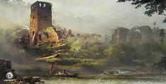 Ruin - Characters & Art - Assassin's Creed IV: Black Flag