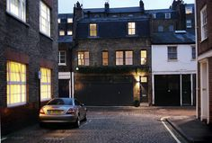 A London Mews | d-raw