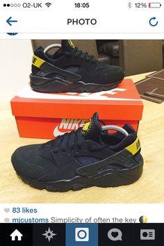 Nike Custom huarache