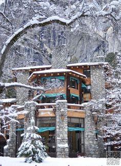 17. #yosemite National #Park, Californie - La #liste de 17 hiver…