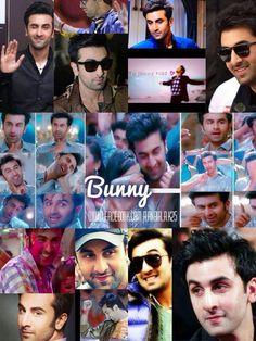 I love u bunny Ranbir Kapoor Deepika Padukone, Shraddha Kapoor, Priyanka Chopra, Bollywood Photos, Bollywood Stars, British Actors, American Actors, Ben Savage, Rishi Kapoor