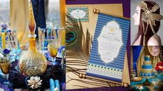 Egyptian Scroll Invitation Ideas or scroll based wedding theme for make your wedding perfect