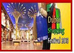 Visit Dubai Shopping Festival 2013
