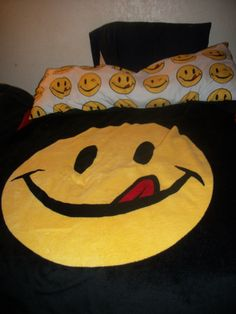 My new pillow and blankie