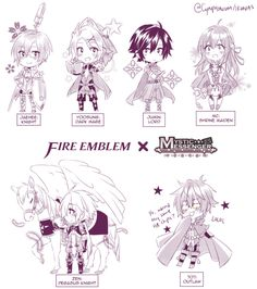 FE x MM crossover - RFA members
