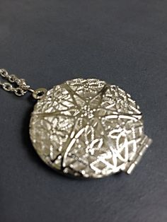 Essential Oil Diffuser Necklace Aroma by TheCrunchyHomemaker