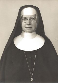 Sister Beata was born on February 21, 1880 at Damiansville, Illinois. She entered the convent on January 21, 1899 and received the habit on July 11 of the same year.