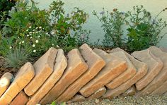 Stonework - Mariposa gardening