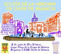 Día de la Horchata de Chufa de Valencia
