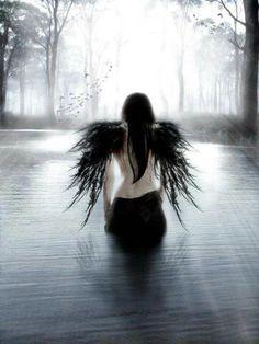 Dark water Angel