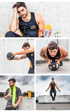 Free Weights, Fitness Products, Fitness Photoshoot, Fitness Photography, Workout Accessories, Outdoor Workouts, Kettlebell, No Equipment Workout, Mens Fitness