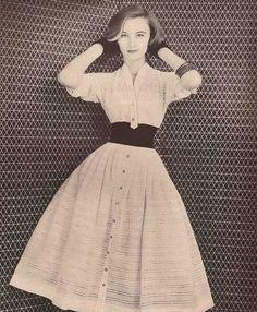 Vogue May 1953