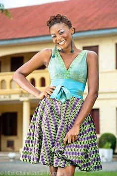 #Ankara dress  African Fashion #Africanfashion #AfricanClothing #Africanprints #Ethnicprints #Africangirls #africanTradition #BeautifulAfricanGirls #AfricanStyle #AfricanBeads #Gele #Kente #Ankara #Nigerianfashion #Ghanaianfashion #Kenyanfashion #Burundifashion #senegalesefashion #Swahilifashion DK