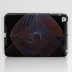 NeonSeries039 iPad Case by fracts - fractal art - $60.00