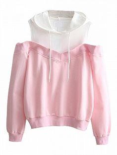 WSPLYSPJY Women Casual Double Fuzzy Sweatshirt Fleece Pullover Hoodies Coat Outwear