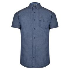 Jasper Shirt Description: Add to your smart casual wardrobe with this Duck and Cover jasper shirt. This short sleeved style has a chambray finish, subtle branding to the front and features button down fastening.Size selection: Standard sizingFits true to size, take your normal sizeCut with a normal fit100%... http://qualityclothing.me.uk/jasper-shirt-6/