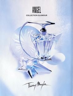 thierry mugler limited editions | Mugler Angel 1997 perfume Thierry Mugler Angel Glamour ...