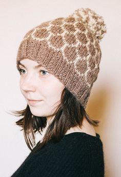 Ravelry: Rof Hat pattern by Ella Gordon