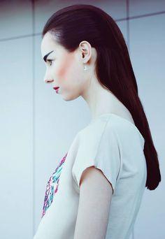 Eco fashion Foto; A.Michalska MUA: Mariola Bednarska Model: Daria