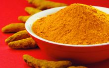 Studies show turmeric is three times more effective at easing pain than aspirin, ibuprofen or naproxen, it can help relieve chronic pain for 50 percent of people with arthritis and fibromyalgia. That's because turmeric's active ingredient, curcumin, naturally shuts down cyclooxygenase 2, an enzyme that churns out a stream of pain-producing hormones, explains nutrition researcher Julian Whitaker, M.D. The study-recommended dose: Sprinkle 1/4 teaspoon of this spice daily or take supplement.