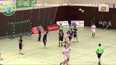 OSC Loewen Duisburg - VfL Gummersbach II